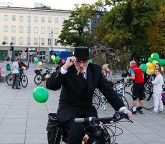 Tweed Ride czyli elegancka Masa Krytyczna w Szczecinie [GALERIA]