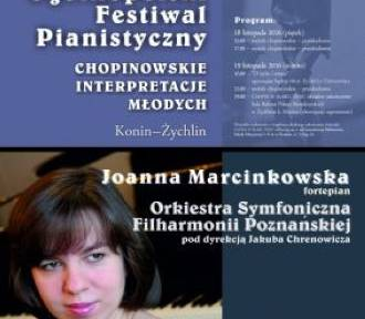 Festiwal Pianistyczny Konin - Żychlin 2016