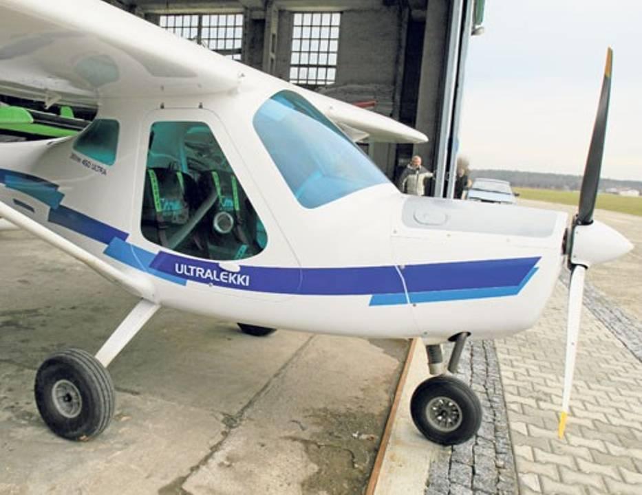 Dziś z lotniska korzystają piloci aeroklubu
