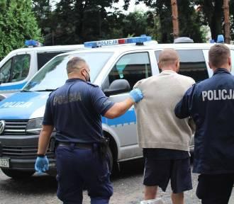 Kradzież na dworcu w Wieluniu. 30-latek okradł mężczyznę, z którym pił alkohol
