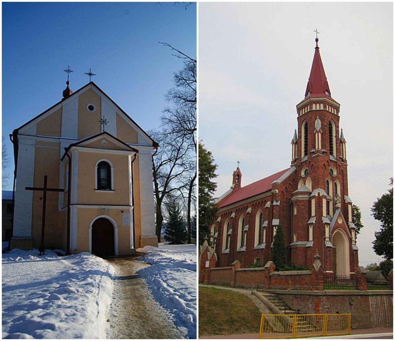Zobacz zabytkowe kościoły znajdujące się w powiecie lubelskim