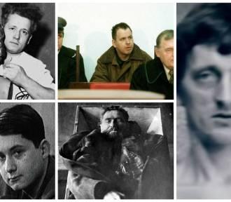 Najgroźniejsi przestępcy w historii Polski [zdjęcia]