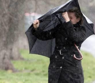 Małopolska: Uważajcie na silny wiatr. Może być niebezpiecznie!