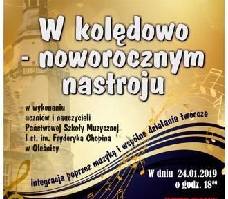 Oleśnica: Muzyczny czwartek w Zamku Książęcym