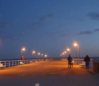 Powiat pucki: białe noce w czerwcu. Niezwykłe niebo! | ZDJĘCIA