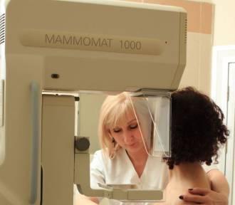 Bezpłatne badani mammograficzne na Rynku