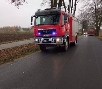 Pożar, plama oleju, pomoc medykom, kraksa... Strażacy mieli wiele pracy!
