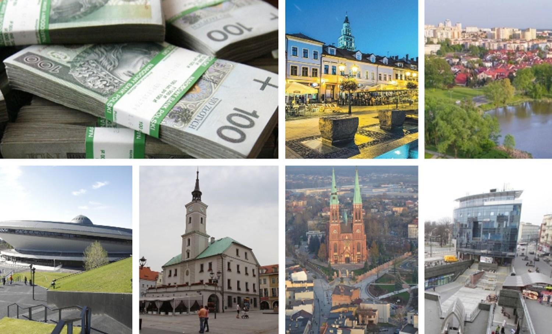 TOP 10 najlepiej gospodarujących miast woj. śląskiego