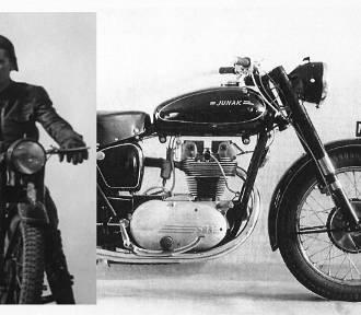 Uwaga! Kto rozpozna motocyklistę sprzed 67 lat? Jedyna nadzieja w internautach
