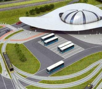 Centrum przesiadkowe w Brynowie. Od dziś nowy etap budowy i zmiany w ruchu WIZUALIZACJE