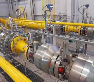 Gazociąg wysokiego ciśnienia Kalisz-Sieradz na horyzoncie ZDJĘCIA