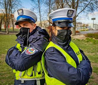 Nowe dane policji. Posypały się mandaty za brak maseczek