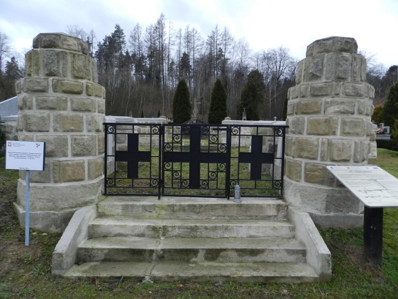 Cmentarz nr 295 w Paleśnicy
