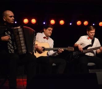 Zespół Sweet Accordion zagrał w klubie Akcent w Grudziądzu [zdjęcia, wideo]