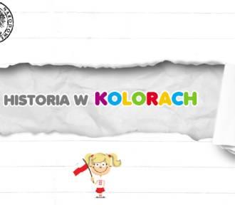 Historia w Kolorach - szkolenie dla nauczycieli edukacji przedszkolnej oraz wczesnoszkolnej