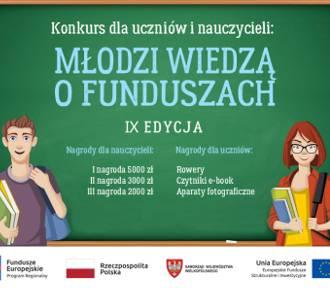 Konkurs unijny dla szkół średnich – atrakcyjne nagrody!