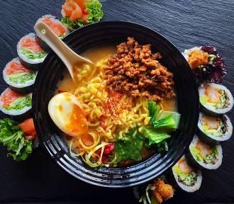 Osaka Sushi w Gdańsku - pyszne jedzenie i miła atmosfera
