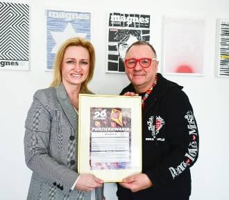 Jurek Owsiak w redakcji naszemiasto.pl. Podziękował i... zdradził, kiedy poznamy wynik zbiórki