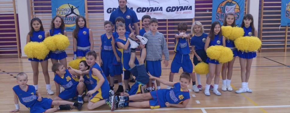 Akademia Koszykówki i Cheerleadingu Sharks Gdynia