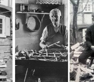 Zatonie słynęło z produkcji drewniaków. Dzielnica Bogatyni miała swoich rzemieślników