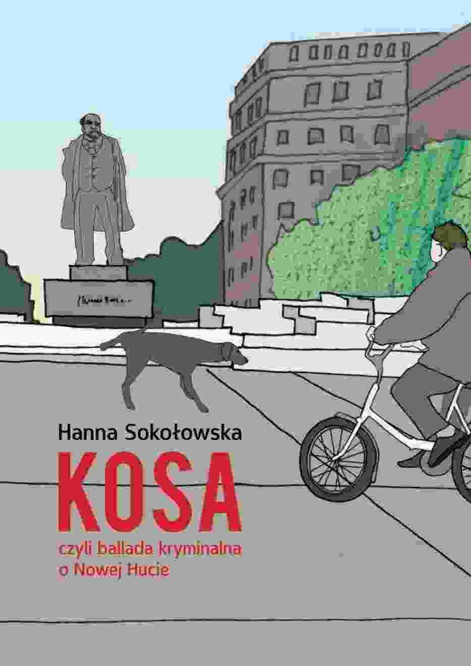 okładka książki Hanny Sokołowskiej