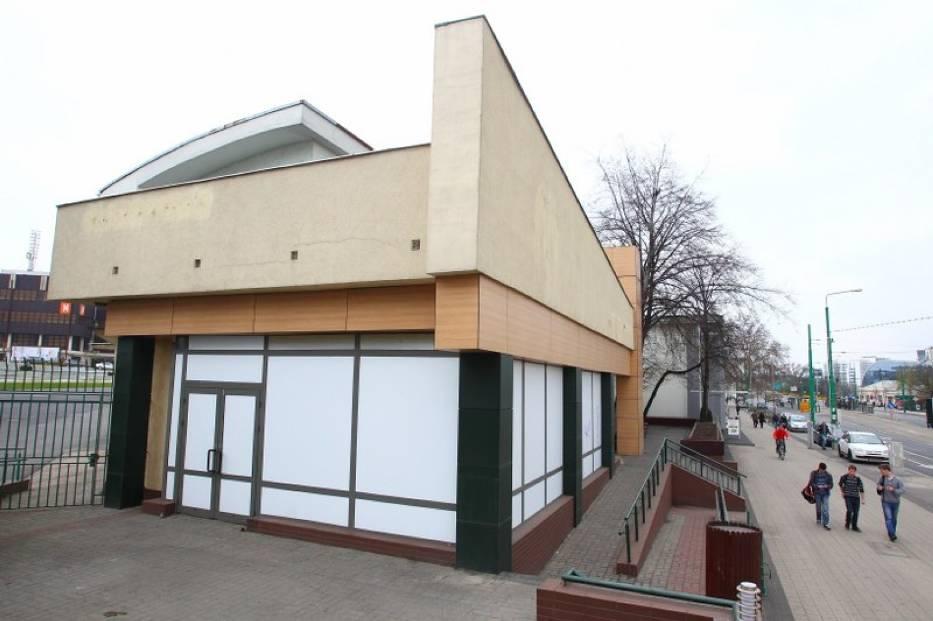 McDonald's przy Głogowskiej zamknięty