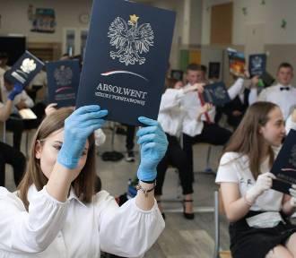 Uczniowie SPOMS zakończyli rok szkolny 2019/2020