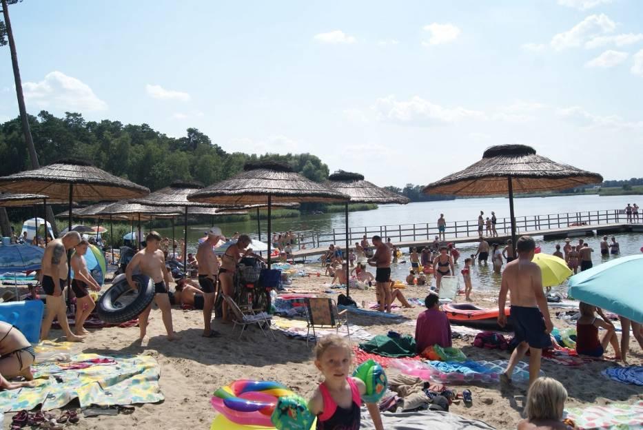 Kąpielisko w Gołuchowie