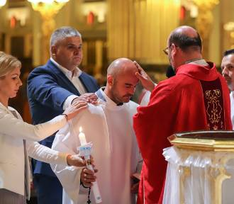Licheń na czuwaniu przed Zesłaniem Ducha Świętego