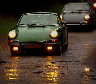 Sieraków 2020: Zlot Porsche Classics w Puszczy Noteckiej