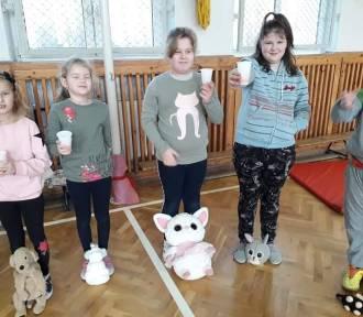 Gmina Stegna. Dzieci wzięły udział w Święcie Pluszowego Misia [ZDJĘCIA]
