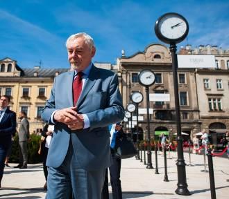 Większość krakowian negatywnie ocenia działalność prezydenta Majchrowskiego