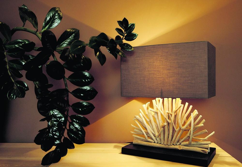 Naturalne gałęzie drzew wykorzystano w jednej z kolekcji Authentinc Design