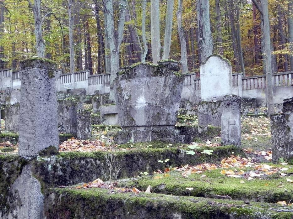 Do zamkniętego już sopockiego cmentarza żydowskiego