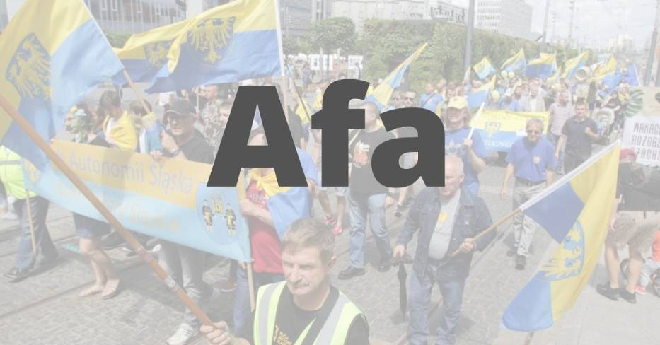 "AFA - po polsku ""małpa"", po portugalsku ""zapał"""