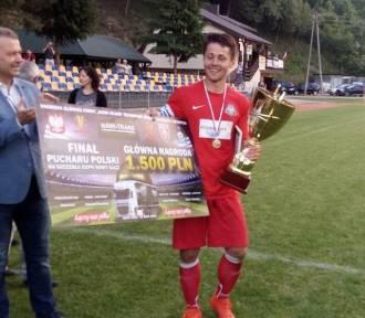 Regionalny Puchar Polski. Tomasz Bomba w finale zagrał przeciwko bratu