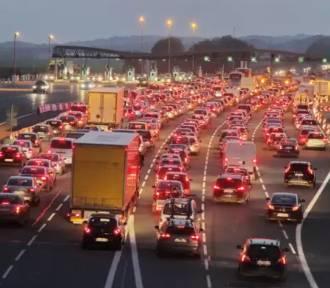 W nocy zamkną A4 w kierunku Krakowa. Przejazd będzie niemożliwy