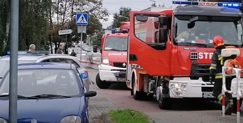 Wypadek w Rydułtowach