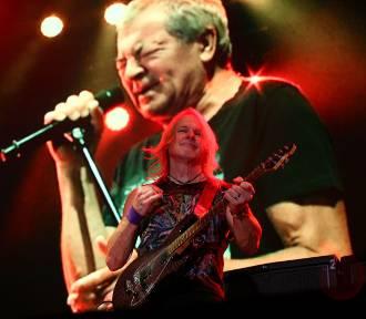 Koncert Deep Purple w Atlas Arenie [ZDJĘCIA]