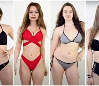 Miss Dolnego Śląska 2020. Półfinalistki prezentują się w bikini [FILMY] - Część I