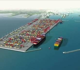 Poszukają miliardów na inwestycje w gdyński port [wizualizacje]