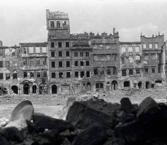 Odnaleziono niezwykłe zdjęcia Warszawy. Stolica w II RP, niszczona w czasie wojny i ruiny z lat