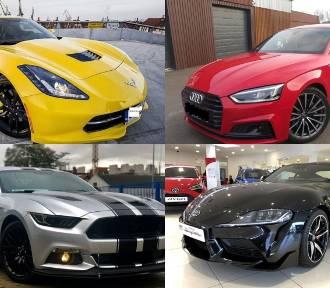 Najdroższe sportowe samochody na sprzedaż na Pomorzu