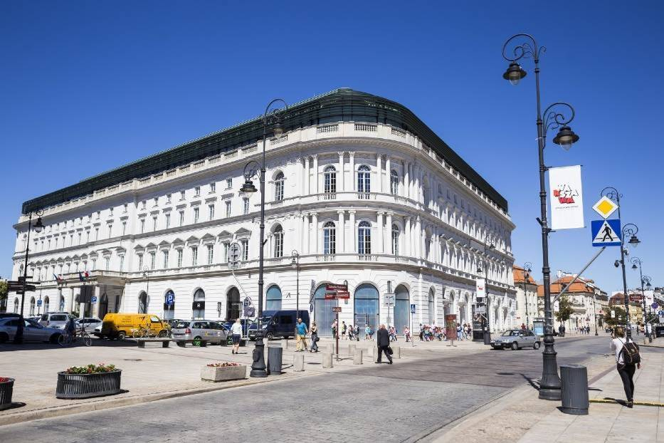 2. Hotel Europejski