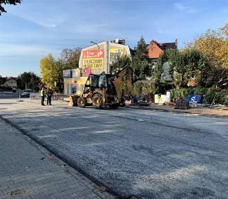 Ulica Lipowa już niedługo będzie przejezdna. Pracownicy zdążą do Wszystkich