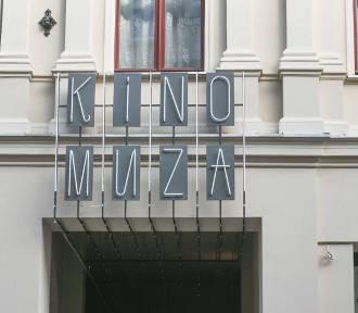 Kino Muza ma nowy neon [ZDJĘCIA]