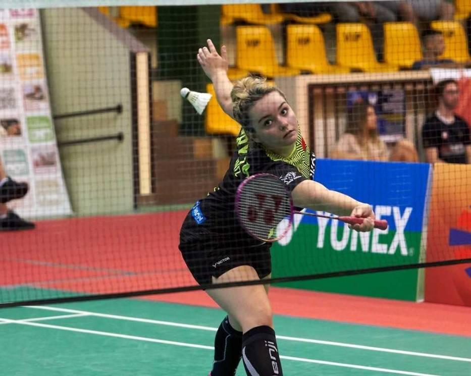 Mistrzostwa Polski Juniorów i Młodzieżowców w Badmintonie w Piotrkowie Trybunalskim 14 - 16