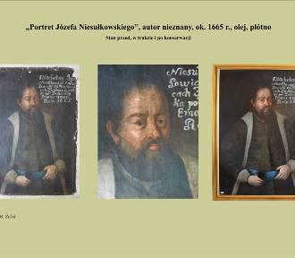 Muzeum w Łowiczu udostępiło zwiedzającym obrazy, które wcześniej znajdowały się w magazynie