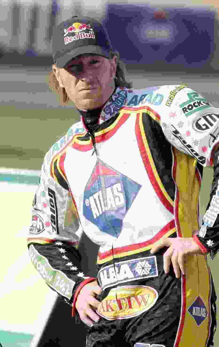 Jason Crump jeszcze nigdy nie wygrał GP w Vojens
