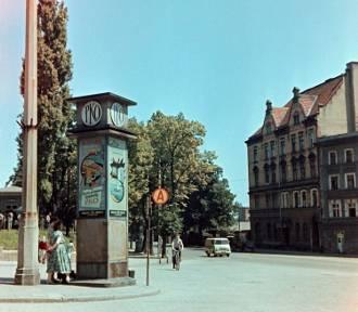 Świdnickie place na starych zdjęciach: Lenina, Kościelny, Wolności, Grunwaldzki...
